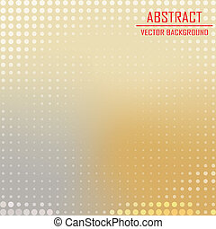 Dotted background Vector Illustration