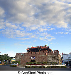 Hengchun famous ancient plot - Hengchun, Pingtung Taiwan -...