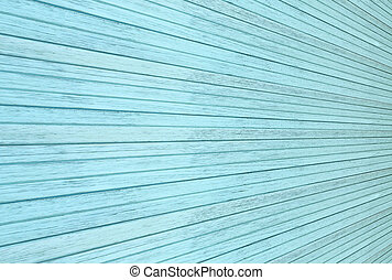 old, blue grunge wood panels used as background