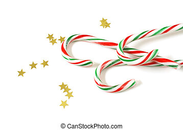 Seasons Greetings - A festive group of delghtful candycanes...