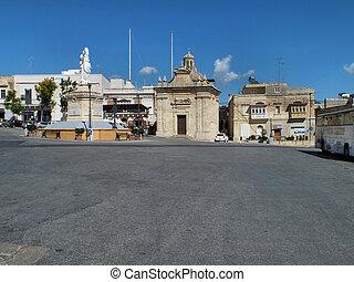 Siggiewi Village Square - Originally a farming village,...
