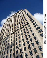 Shell Building In London - The Shell office building in...