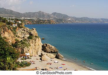 spain - beach in Spain