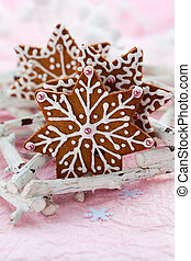 Gingerbread cookies - Homemade Gingerbread cookies for...
