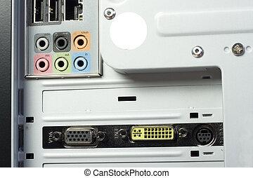 computer technology cpu - close up of a cpu of a black...