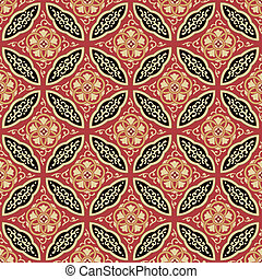 seamless interlocking pattern - seamless japanese...