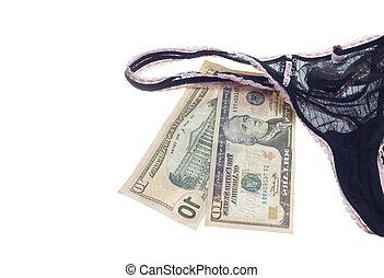 lingerie female prostitution