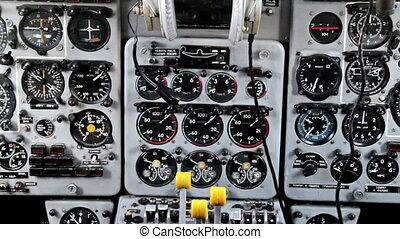 Different flight instruments on the go and ready to use when...