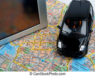 Travel with GPS