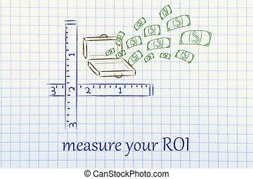 medida, su, éxito, maleta, dinero, explosión,...