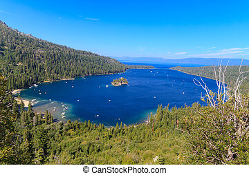 Emerald Bay, Lake Tahoe, California