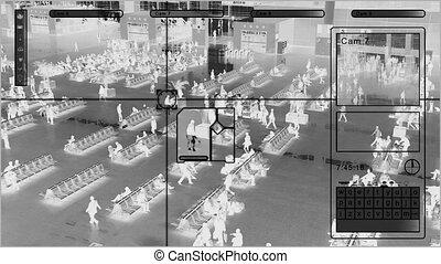 infrared surveillance