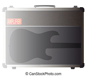 Electric Music - A classic rock and roll valve amplifier...