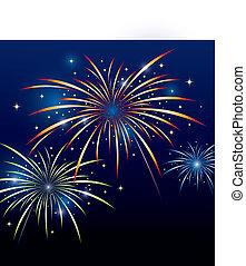 Firework design