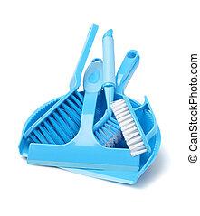 Rodzina, czyszczenie, narzędzia