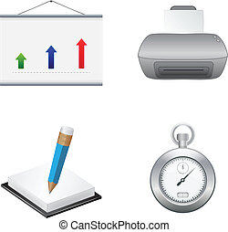 Business Icons - Business icons Vector set