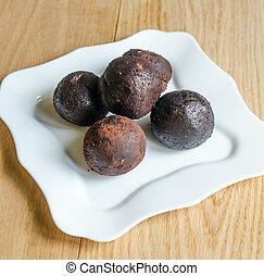 Rum balls