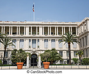 Government Building in Nice