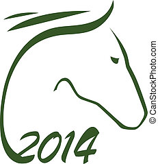 2014 -  year of horse - 2014 - year of horse