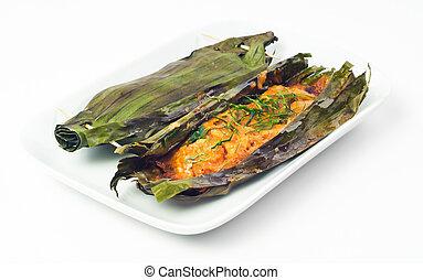 fish cake, asia food, bali, malaysia