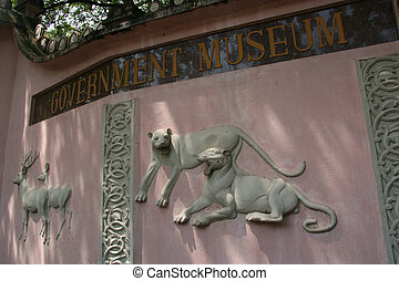 Government Museum, Chennai, India - Government Museum in...