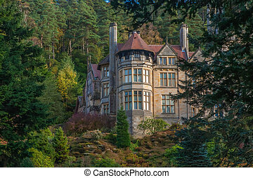 An English Stately Home