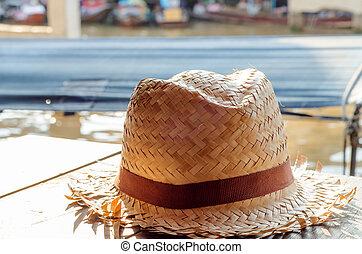 hat, headgear