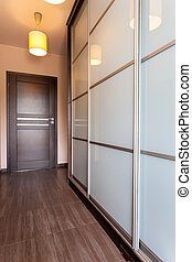 Urban apartment - entrance - Urban apartment - door in...