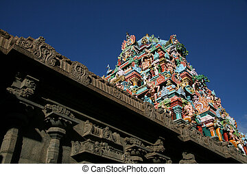 Kapaleeshwar Temple, Chennai, India