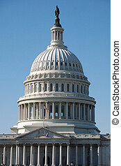 Capitol Rotunda - Capitol Building in Washington DC