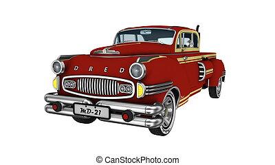pickup truck  - image of pickup truck