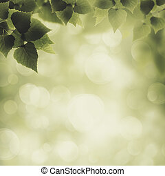 Abstract eco and environmental backgrounds for your design