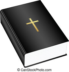 Holy Bible - Vector illustration of the Holy Bible