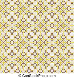 Abstract retro vector pattern