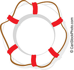 Gallery For > Life Saving Ring Clipart