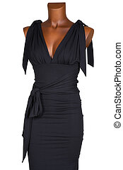Black female dress