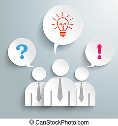 Three Paper Humans Questions Idea Confirmation PiAd -...