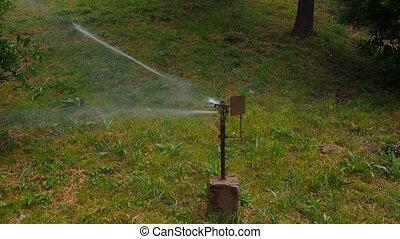 Garden Sprinkler - Garden Watering System %u2013 Sprinkler...