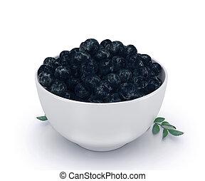 a, amazon, acai, fruta