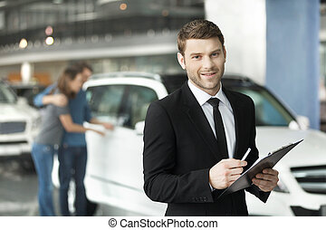 Let me assist you in your vehicle search. Handsome young...