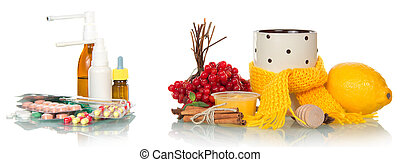Traditional and medicamentous remedies for cold
