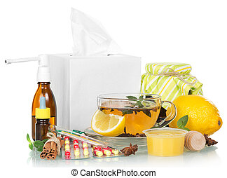 Various remedies for cold