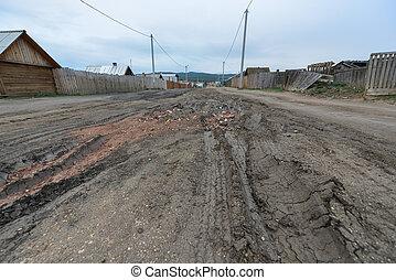 Russian Dirt Road
