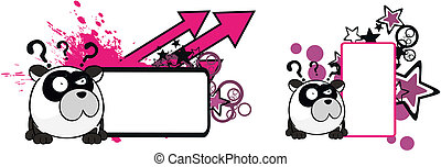 panda bear ball copyspace9 - panda bear ball copyspace in...