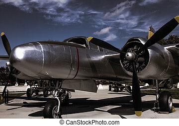 Military Aircraft - A26 Invader