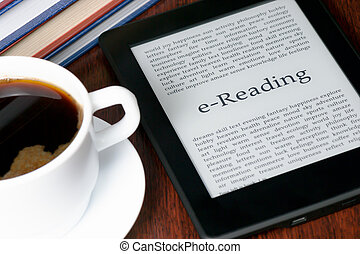 EReader - EReading device: eBook reader