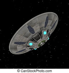 UFO  - image of UFO