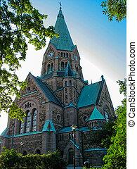 Sofia kyrka in Stockholm