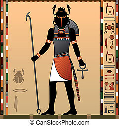 Religion of Ancient Egypt - Khepri is a god in ancient...