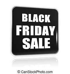 black friday sale black banner - black friday sale button -...